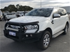 2016 Ford EVEREST Trend UA Turbo Diesel Automatic 7 Seats Wagon