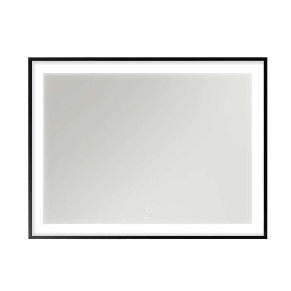 Devanti Bathroom Wall Mirror LED Light Illuminated Dressing Vanity 800mm