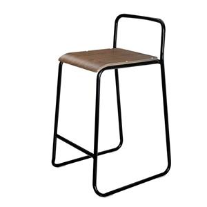 Artiss 2x Industrial Rustic Bar stools V