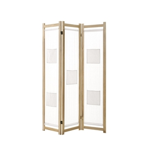 Artiss 3 Panel Room Divider Privacy Scre