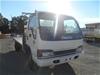 2005 Isuzu NPR 200 Medium Sitec140 4 x 2 Tray Body Truck