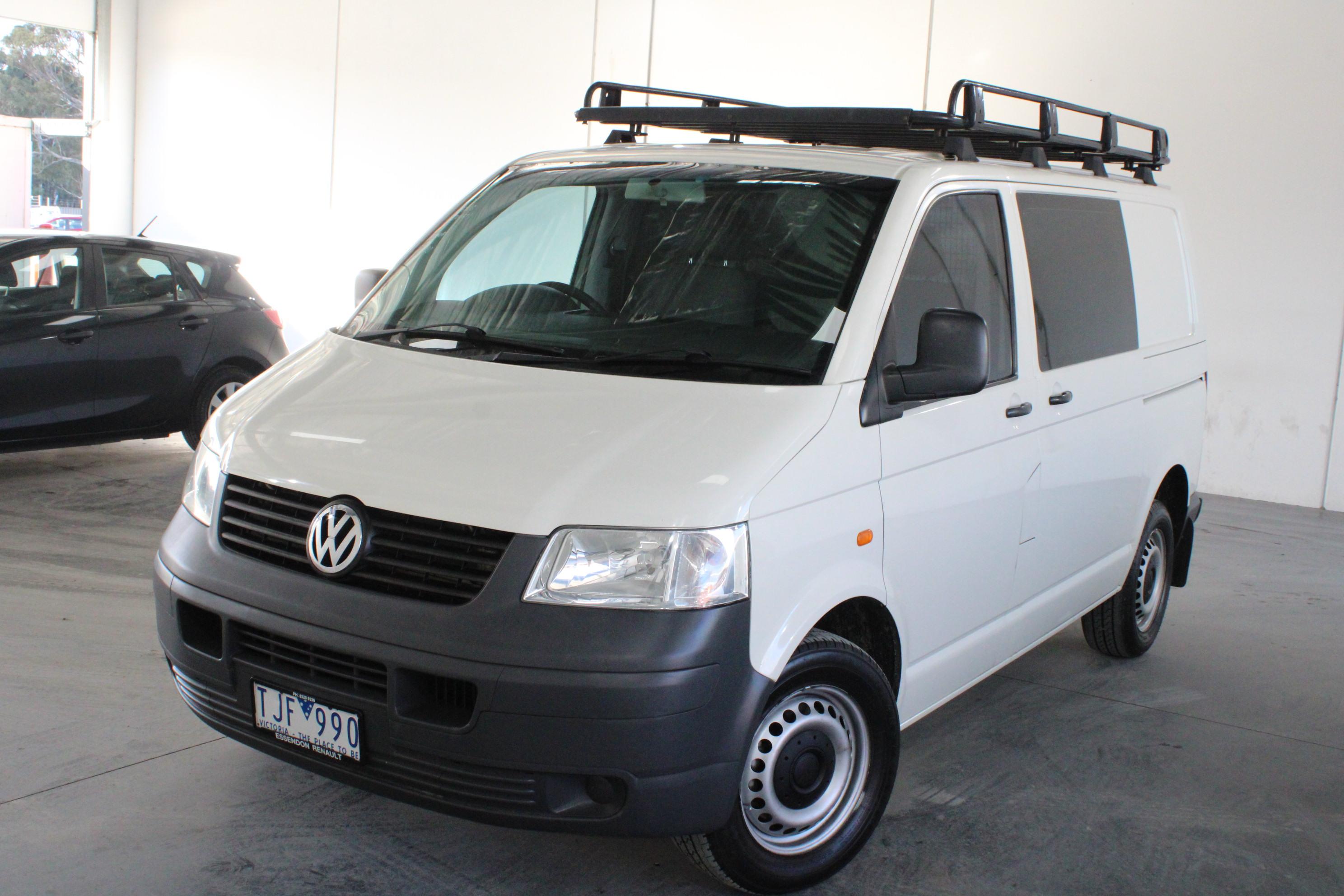 2005 Volkswagen Transporter (SWB) T5 Turbo Diesel Automatic Van
