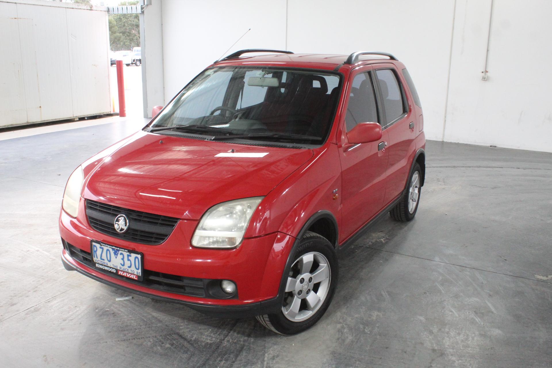 2002 Holden Cruze YG Automatic Wagon (RWC 28-6-19)