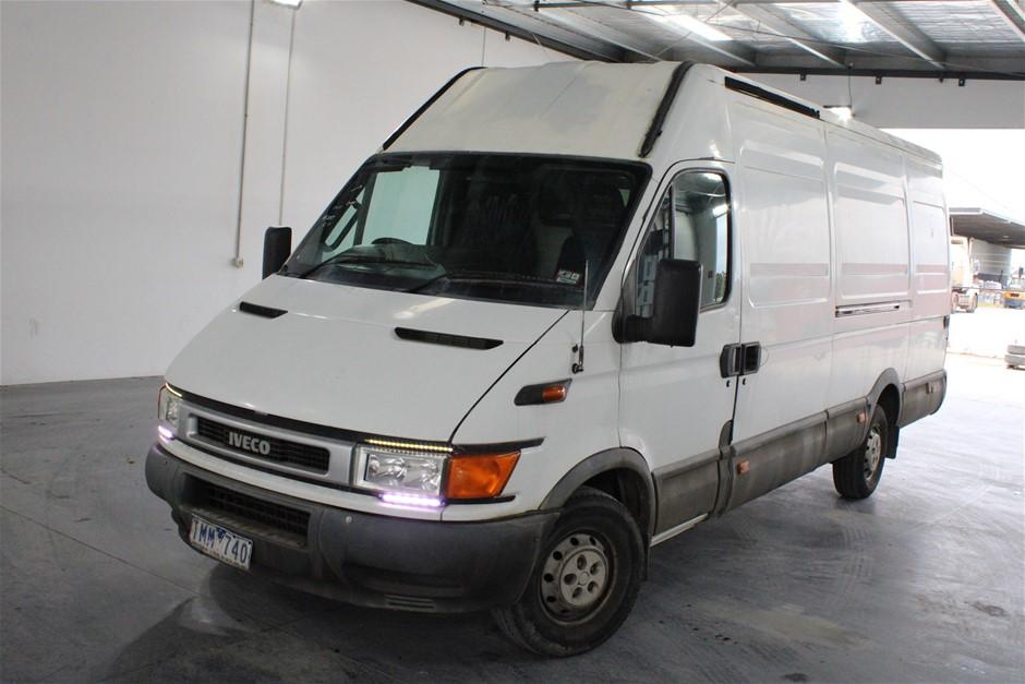 2005 Iveco Daily Unijet Manual - 6 Speed Van