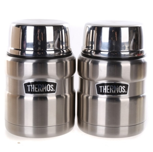 2 x THERMOS Vacuum Insulated Food Jar wi