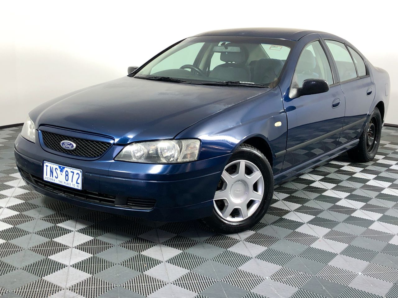 2004 Ford Falcon XT BA Automatic Sedan