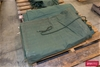 2 x Assorted Canvas Skirts to Suit 4 Tonne Dog Trailer