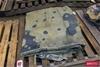 1 x Camouflage Canvas Tarpaulin