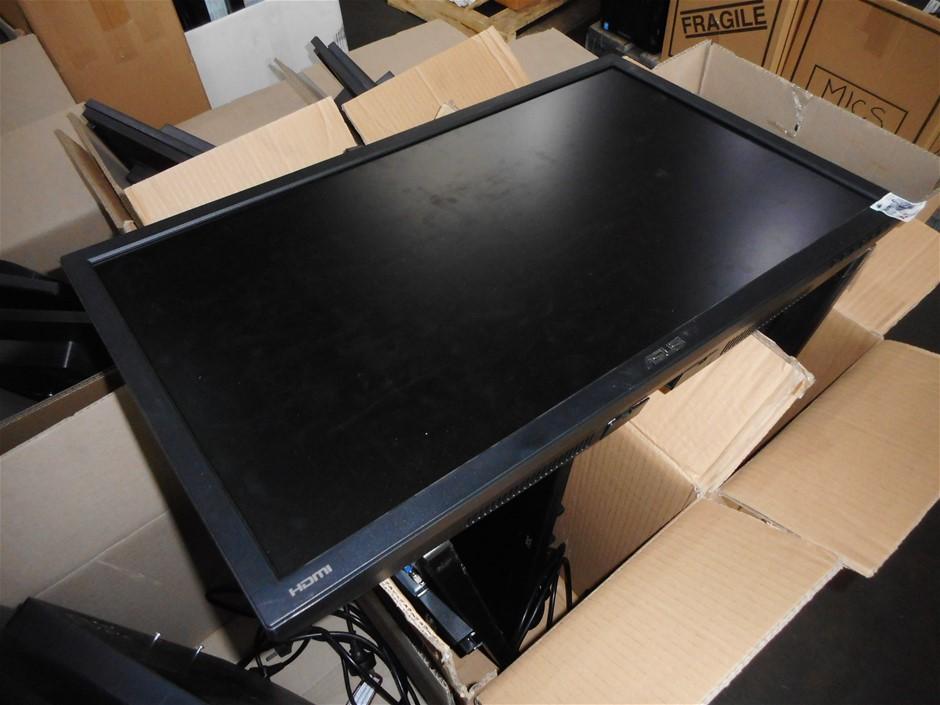 """Qty 1 x Asus VP278 2x 27"""" Full HD LED Monitor"""