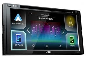 JVC KW-V930BW 2-DIN DVD/CD/USB Receiver