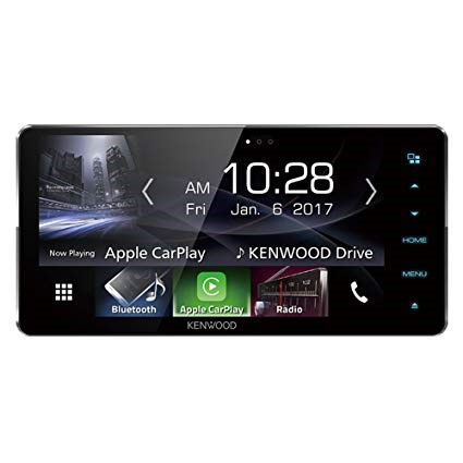 Kenwood DDX917WS Built-in Wi-Fi 7inch Capacitive Touch Screen AV Receiver