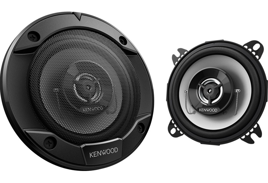 Kenwood KFC-S1066 10cm Flush Mount 2-way Speaker System
