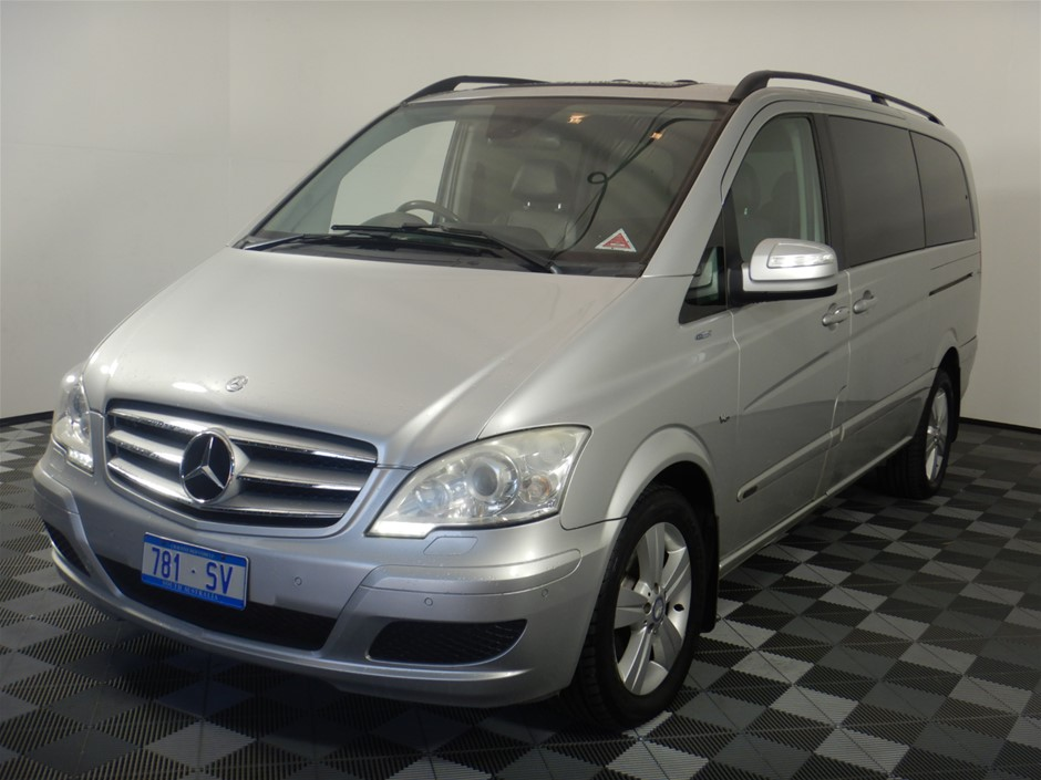 2011 Mercedes Benz Viano CDI 3.0 RWD Automatic People Mover