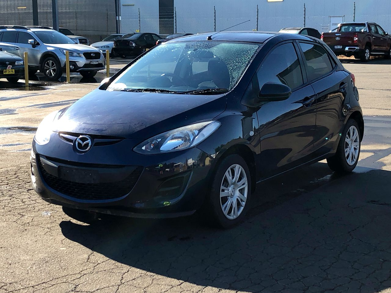 2013 Mazda 2 Neo DE Automatic Hatchback