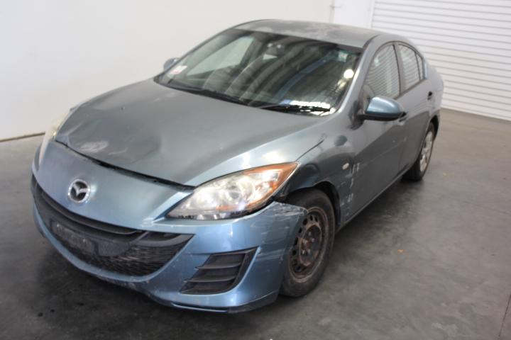 2010 Mazda 3 Neo BL Automatic Sedan 142,079km (WOVR)