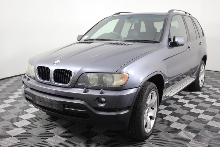 2003 BMW X5 Automatic Turbo Diesel Wagon, 149,010m