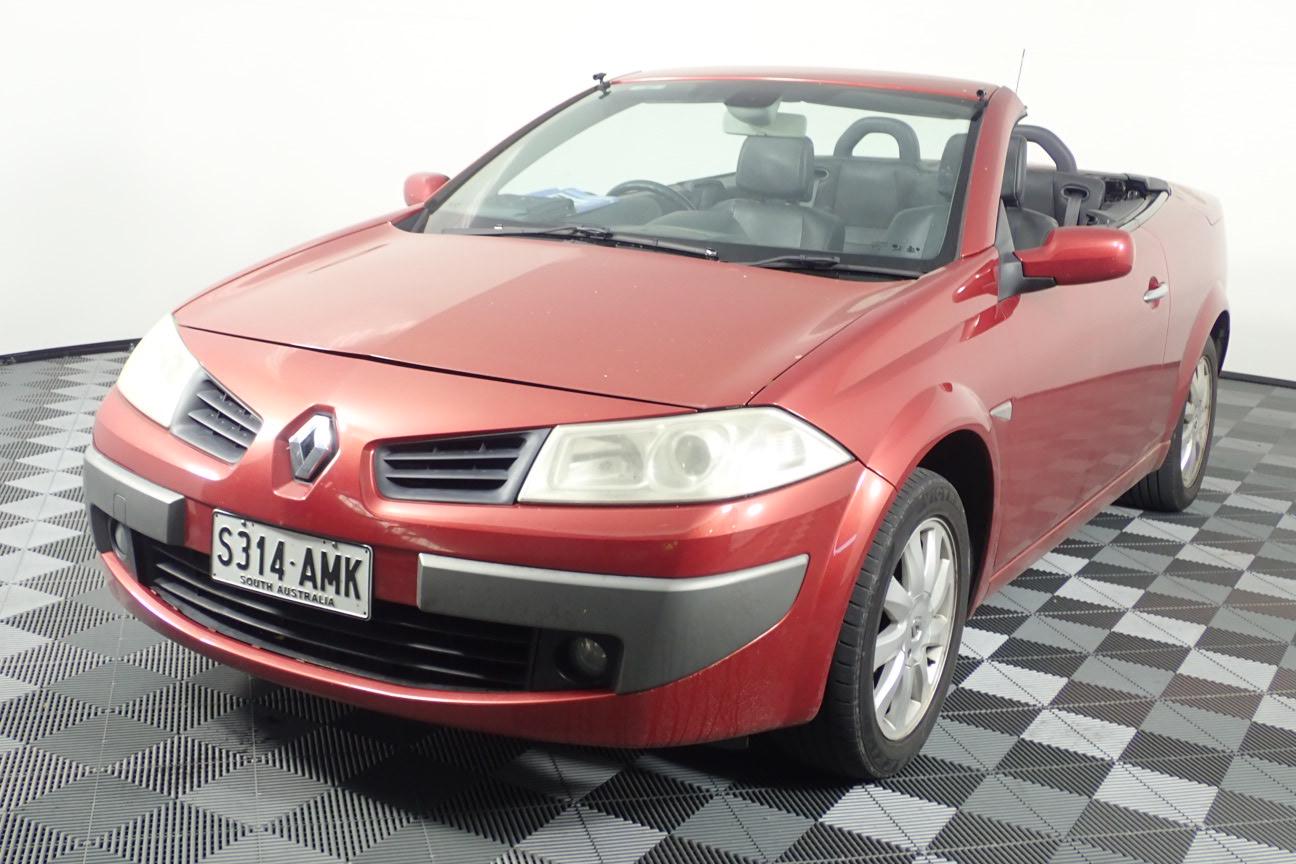 2006 Renault Megane Dynamique Automatic Convertible