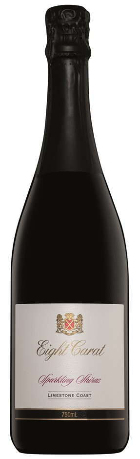Pirramimma Eight Carat Sparkling Shiraz NV (12 x750mL), McLaren Vale, SA.