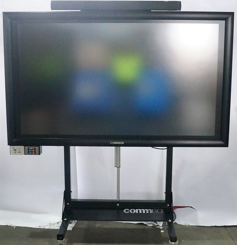 CommBox 75-inch Full HD Commercial LED Touchscreen Display