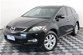 Unreserved 2007 Mazda CX-7 Luxury (4x4) (WOVR - Inspected)