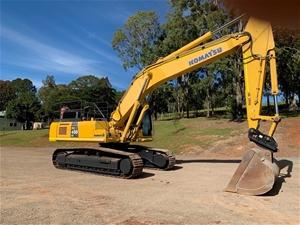 2012 Komatsu PC450LC-8 Hydraulic Excavat