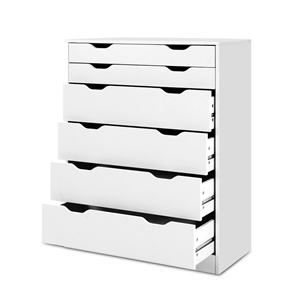 Artiss 6 Chest of Drawers Tallboy Cabine