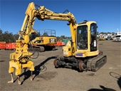 Unreserved Excavators, Roller, Buggie Forklift and more