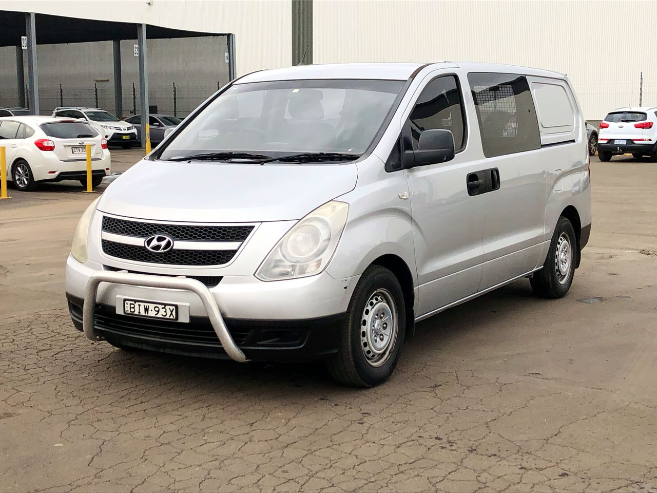 2007 Hyundai iLOAD Crew TQ Turbo Diesel Automatic Van
