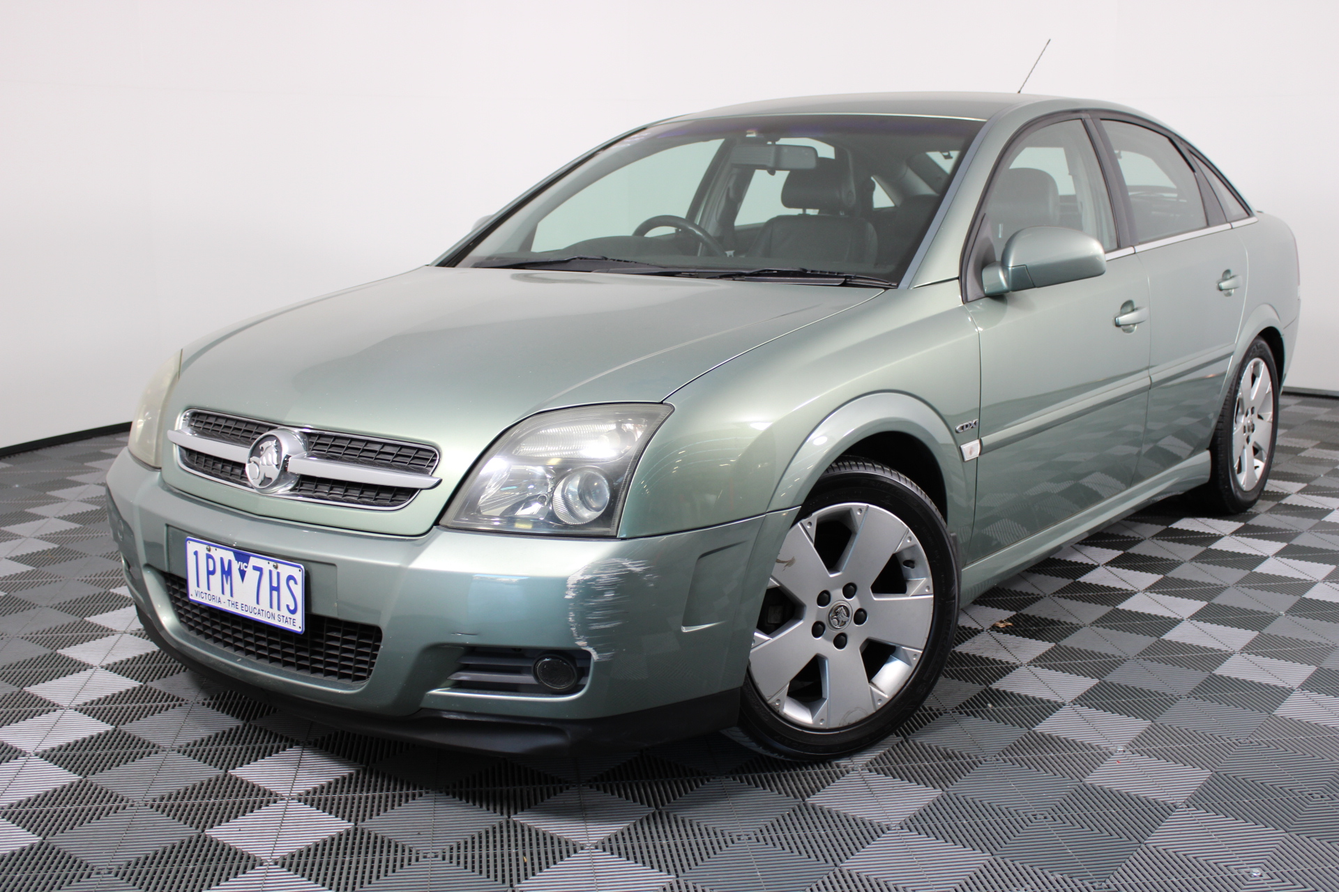 2004 Holden Vectra CDXi ZC Manual Hatchback