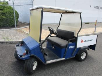 Ezy Go Utility Golf Carts