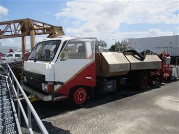1988 Water Truck (Sewage Pump Out Truck