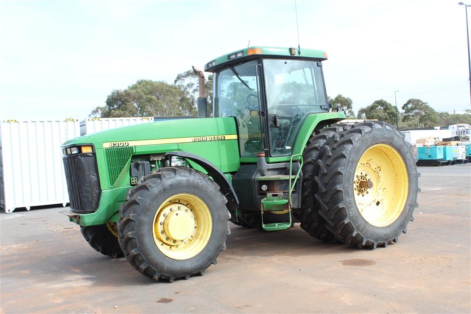 John Deere 8300 Cab Tractor
