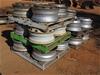 20x Scania Steel 10 Stud Rims