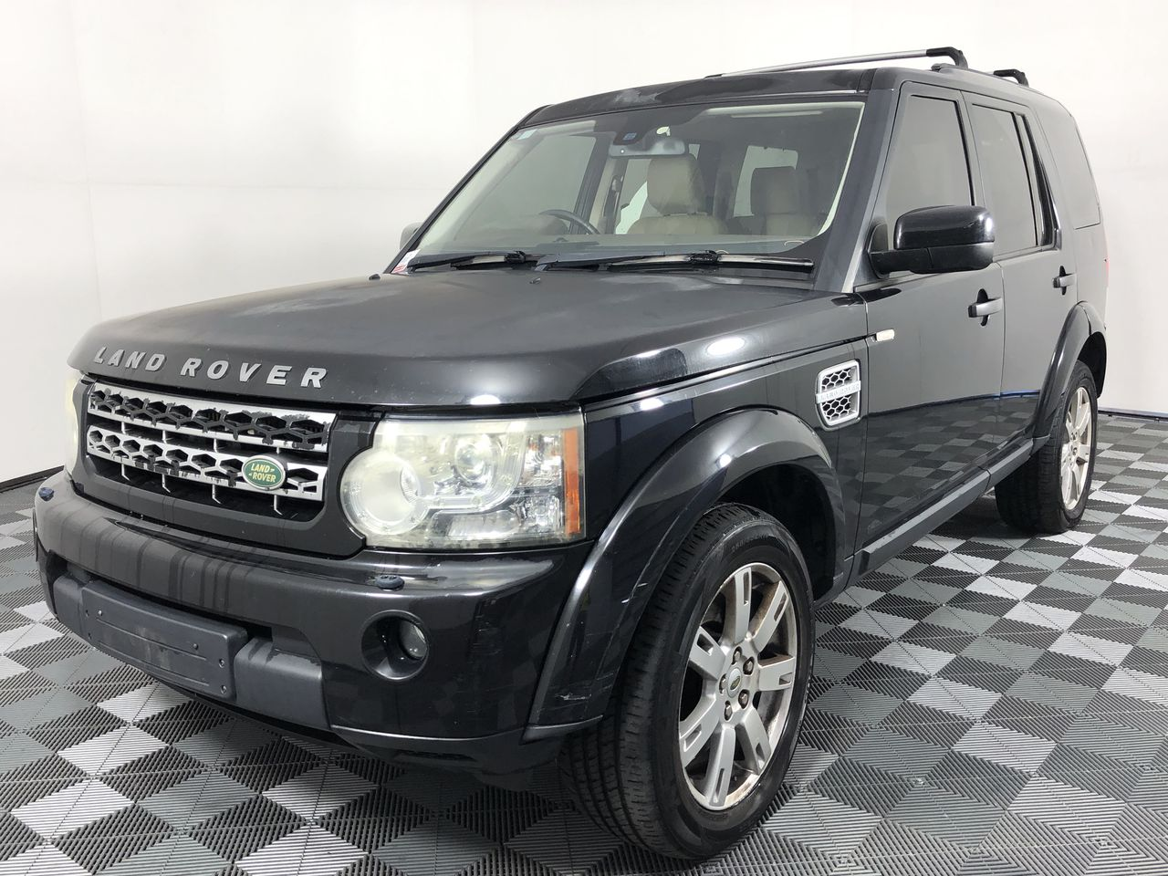 2009 Land Rover Discovery 3.0 TDV6 SE Series 4 T/D Automatic 7 Seats Wagon