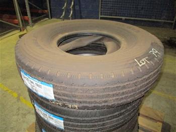 Unused Bobcat Tyres