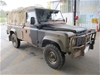 Land Rover 110 4X4 FFR  1988 - Vic and NSW Roadworthy Certificates
