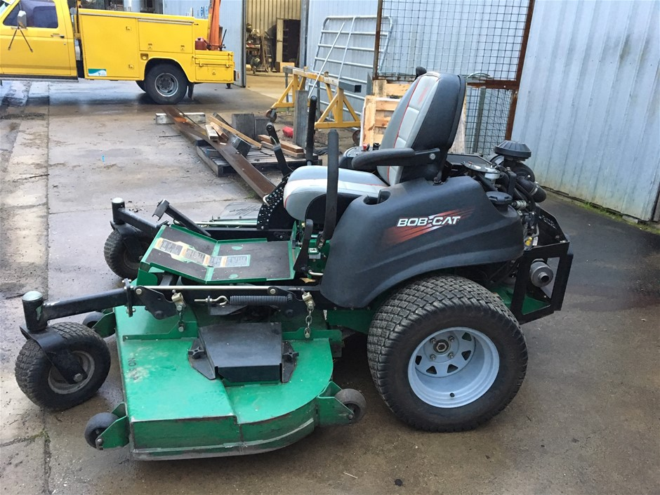 2012 Bobcat Zero Turn Ride-On Mower