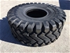 1 x Unused 26.5-25 Earthmoving Tyres