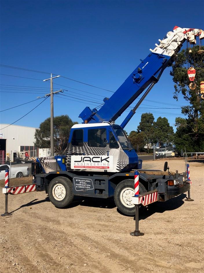 Kobelco RK70 Series 2- City Crane