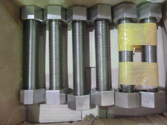 Qty 6x 31655 Bolt Stud & Nuts (Pooraka, SA)