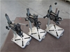 Qty of 3 x Dremel Deluxe Drill Press Stand,