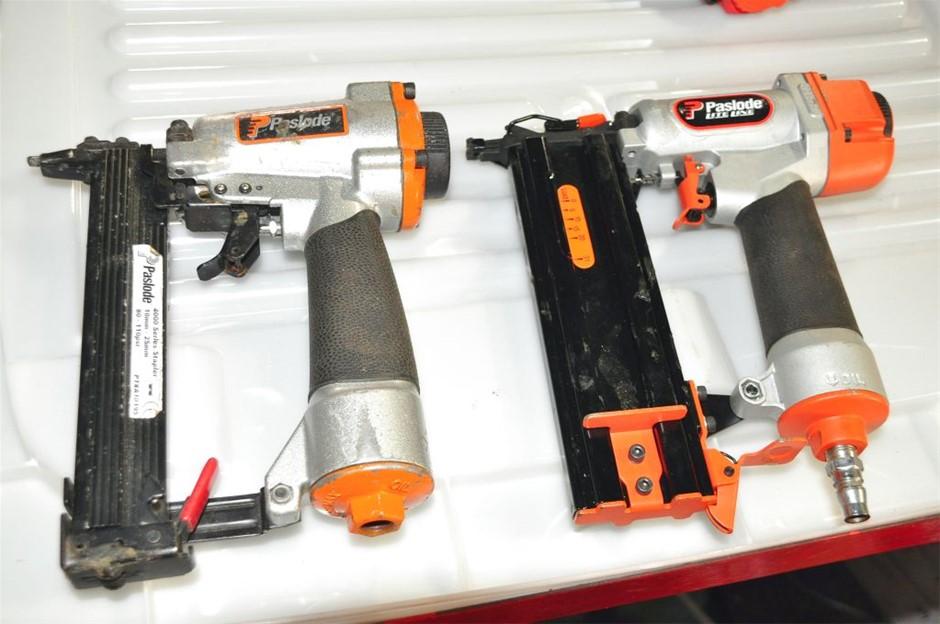 Paslode Stapler: 4000 Series, Bradder: F18-200
