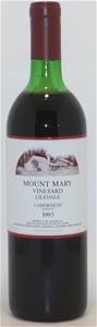 Mount Mary `Quintet` 1993 (1 x 750mL), Y