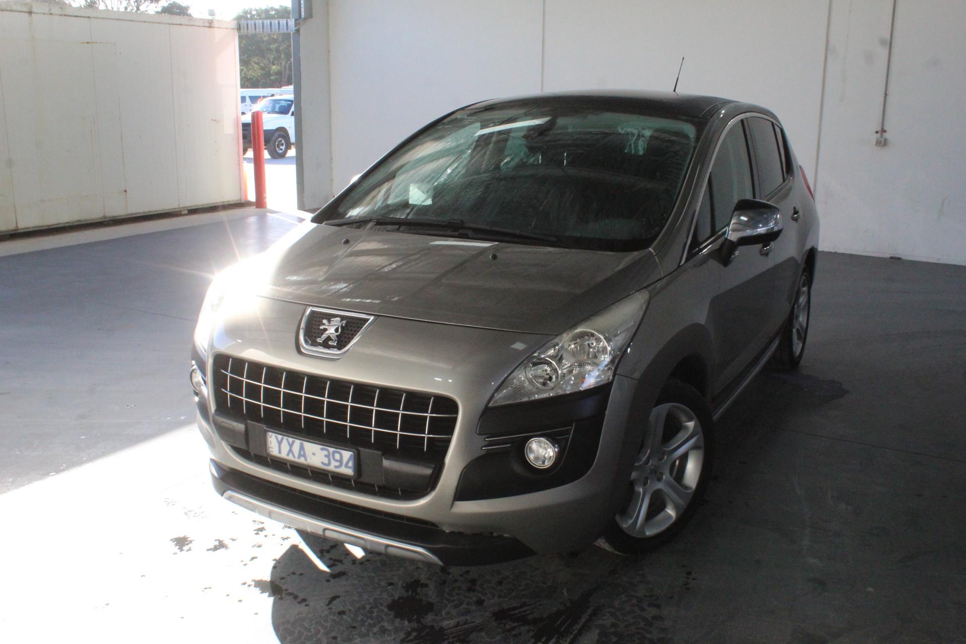 2012 Peugeot 3008 XTE 1.6 Turbo Automatic Hatchback