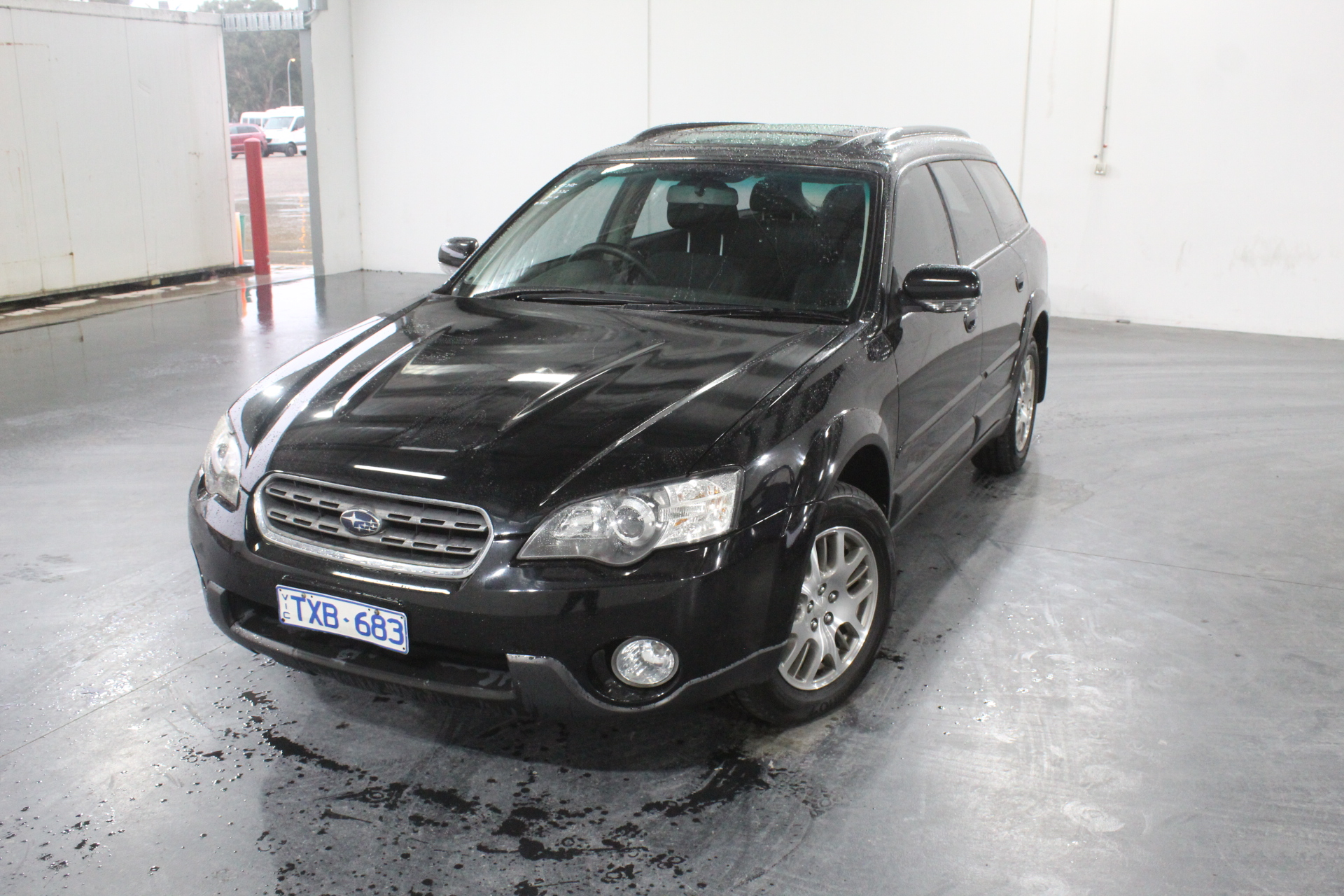 2006 Subaru Outback 2.5i Safety B4A Automatic Wagon