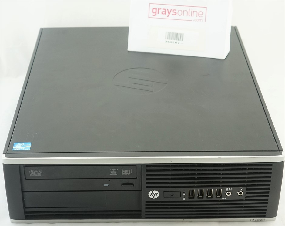 HP Compaq Elite 8300 SFF Small Form Factor (SFF) Desktop PC