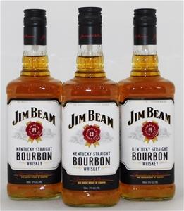 Jim Beam Kentucky Straight Bourbon Whisk