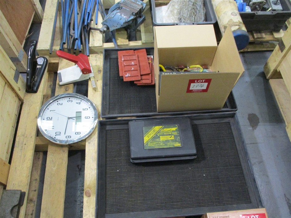 Assorted Tools and Equipment Comprising: