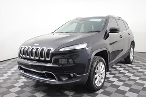 2015 Jeep Cherokee LIMITED 4X4 KL Turbo