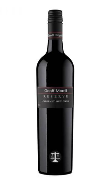 Geoff Merrill `Reserve` Cabernet Sauvignon 2012 (6 x 750mL), SA